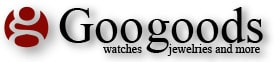 海外ブランド腕時計、ジュエリーの格安オンラインショップ Googoods