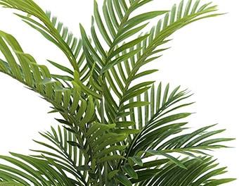 人工観葉植物アレカヤシ葉