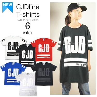 GROOJAM(グルージャム)GJDlineTシャツ