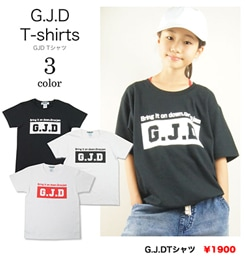 GROOJAM(グルージャム)GJDTシャツ