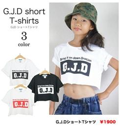 GROOJAM(グルージャム)GJDショートTシャツ