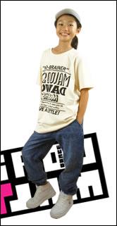 GROOJAM メニロゴTシャツ
