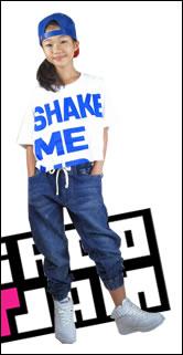 GROOJAM SHAKE MEショートシャツ