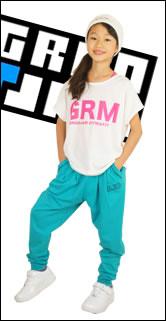 GROOJAM GRMドルマンTシャツ