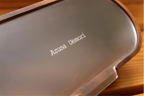 名入れをしてプレゼントに。世界に一つの木製メガネ・サングラスケース
