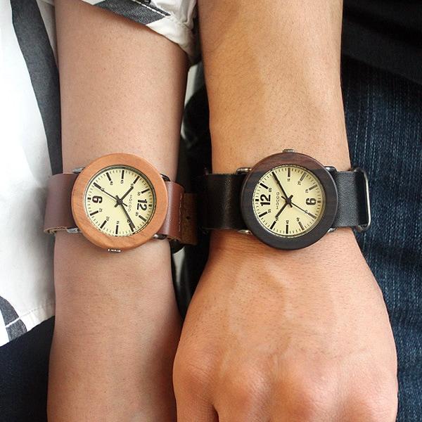 左:女性(腕の太さ 約13cm) 右:男性(腕の太さ 約18cm)