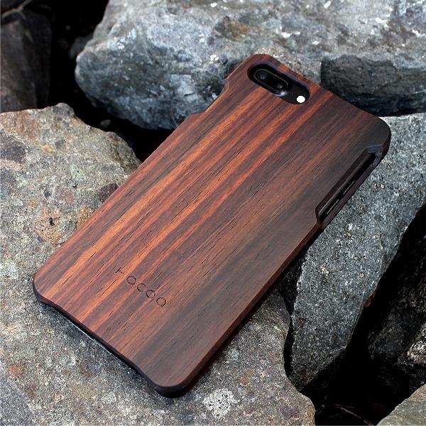 iphone7Plusに対応した木製アイフォンケース