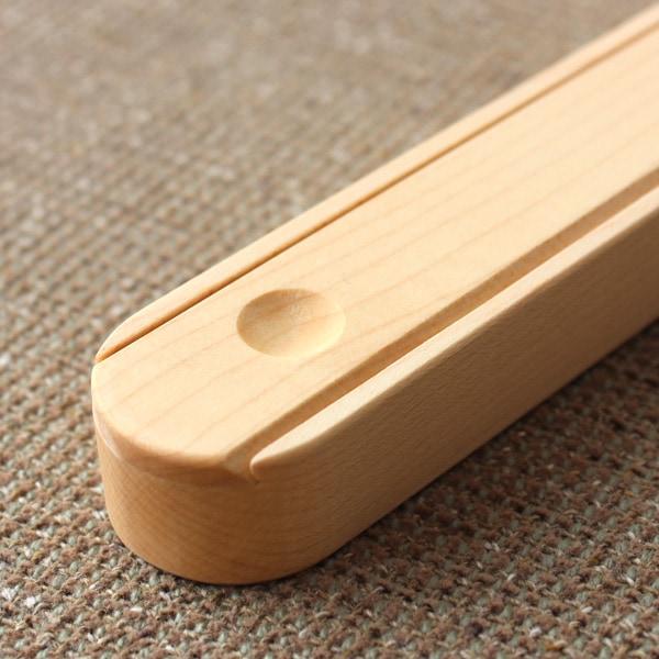 Hacoaデザインの、おしゃれな子供用の箸箱