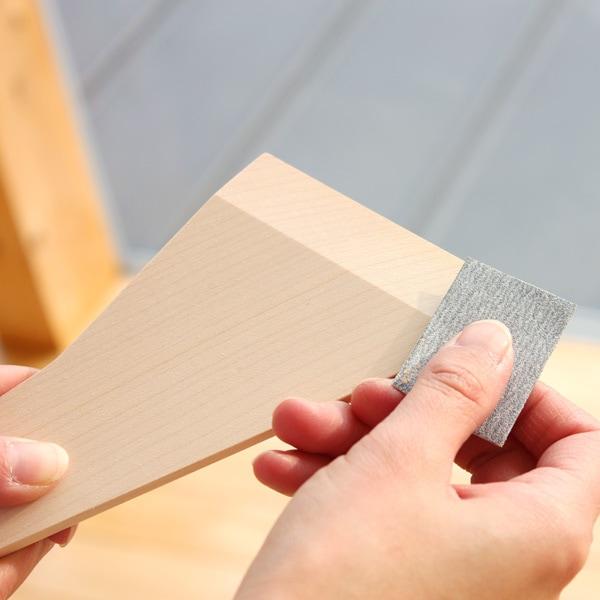 職人の道具からデザインされた使いやすいスパチュラ