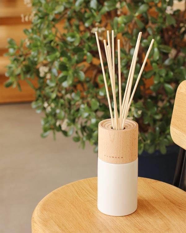 木の経年変化と香りを楽しむアロマリードディフューザー交換用スティック