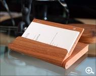 カードケース・Hacoaの木製名刺ケース・名刺入れ「Hacoa CardCase」