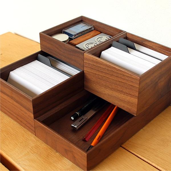 通常トレー「Stackable Organizersシリーズ」と組み合わせる事ができます