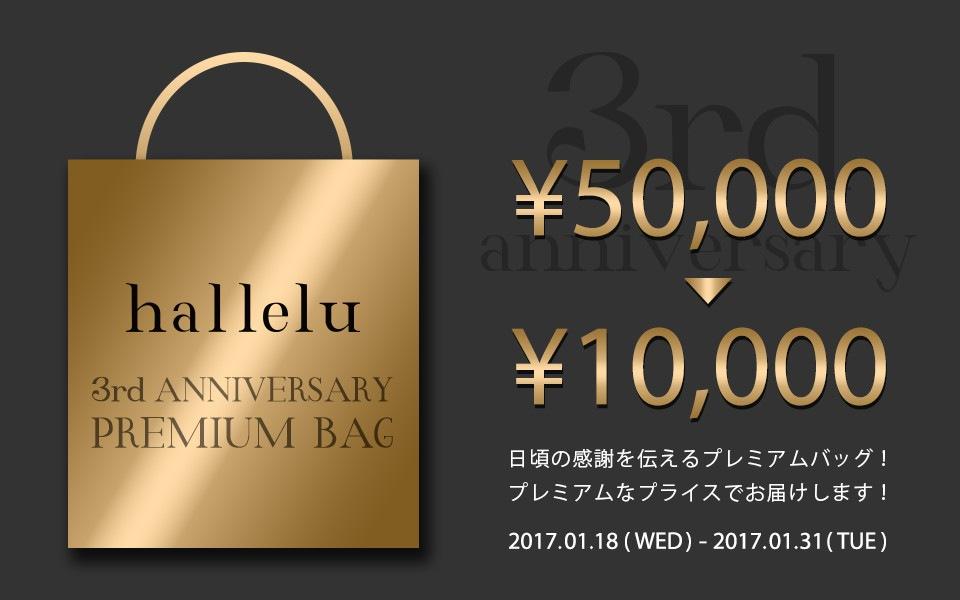hallelu Premium Bag