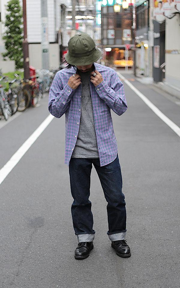 スタイリング・コーディネート116|アメカジ・古着通販(hallelu)