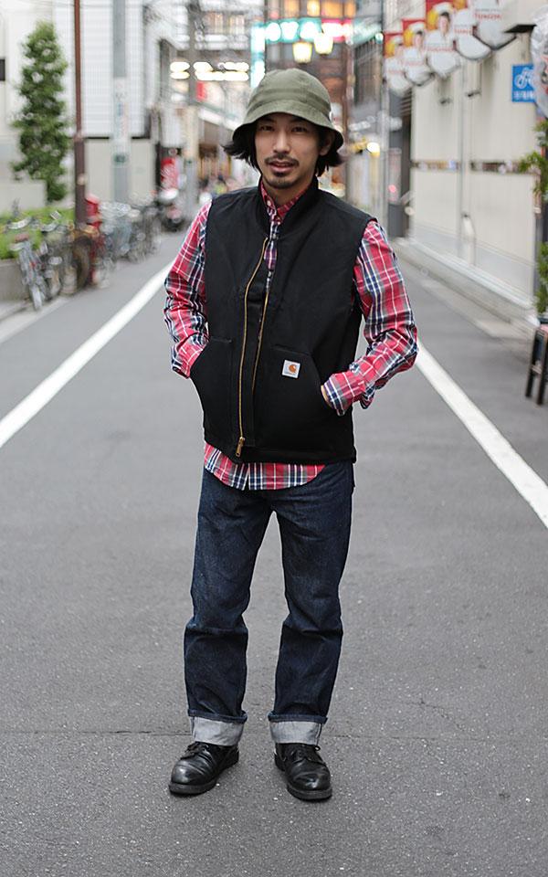 スタイリング・コーディネート118|アメカジ・古着通販(hallelu)