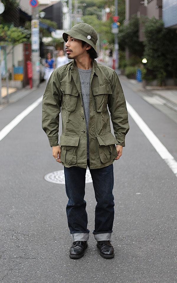 スタイリング・コーディネート121|アメカジ・古着通販(hallelu)