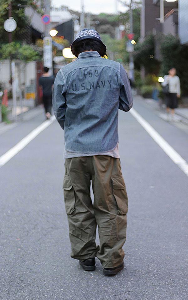 スタイリング・コーディネート127|アメカジ・古着通販(hallelu)