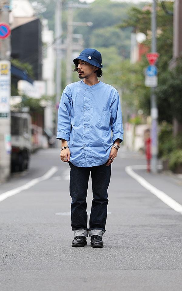 スタイリング・コーディネート134|アメカジ・古着通販(hallelu)