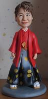 千葉県I様人形
