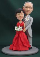 兵庫県K様人形