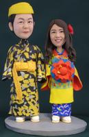 奈良県M様人形