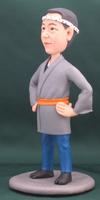 東京都M様人形