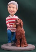 大阪府T様人形