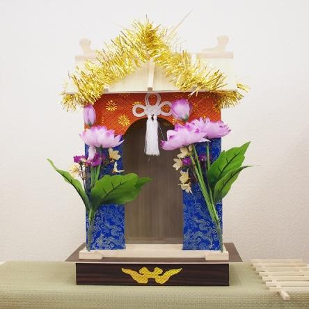 播磨地域の精霊堂(小)