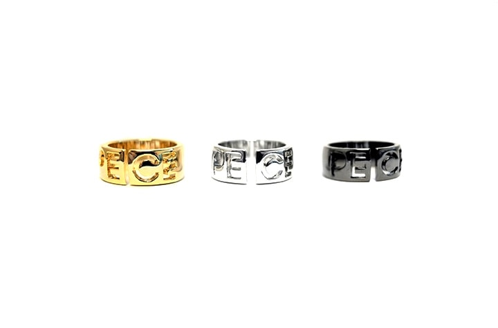 BIGBANG G-DRAGON PEACEMINUSONE RING