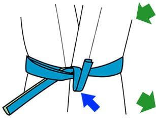 帯の結び方【神田結び】10