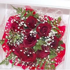 薔薇の花束保存アレンジの特徴
