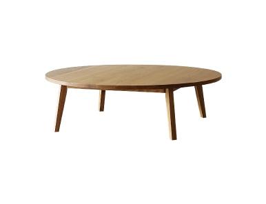 ラウンドリビングテーブル
