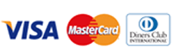 対応クレジットカード画像