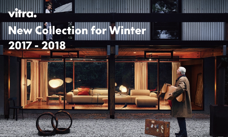 vitra new collection for winter 2017-2018