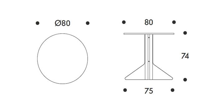 KAARI TABLE REB003