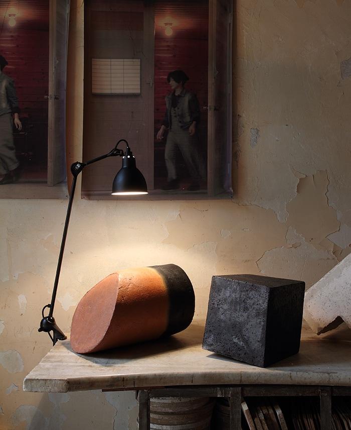 LAMPE GRAS D'ARCHITECHITECTE No.201 ROUND