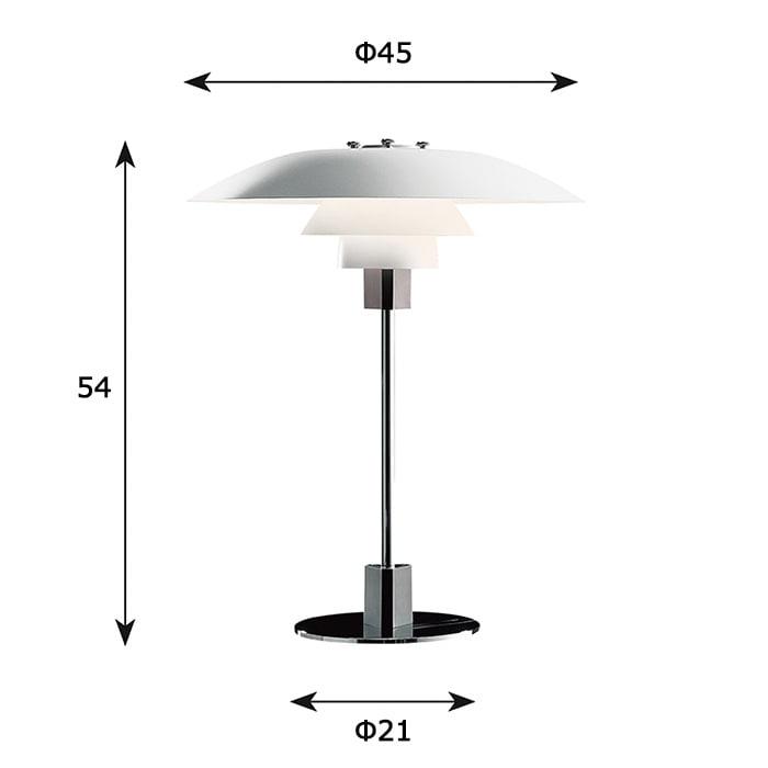 PH 4/3 Tableサイズ