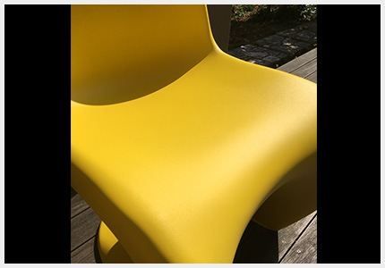 Panton Chair Sunlight 詳細
