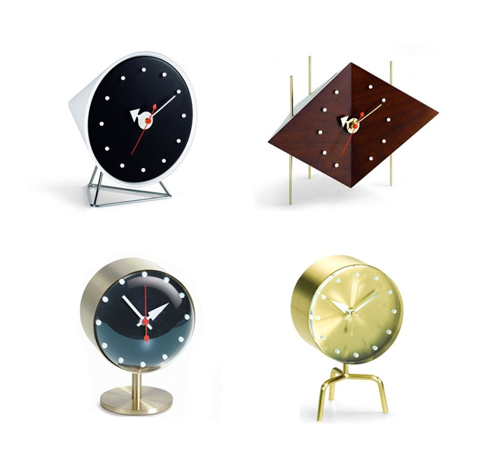 「Desk Clocks」シリーズ
