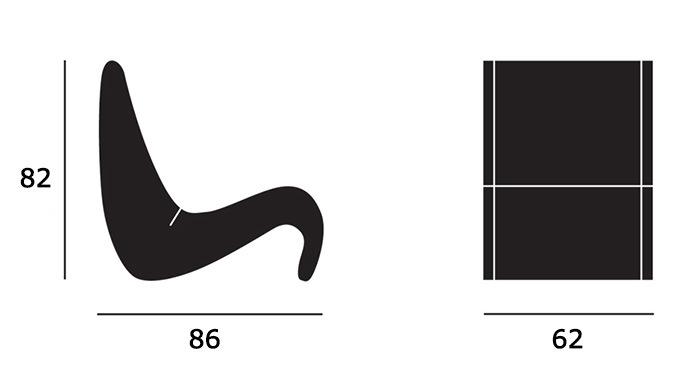 Amoebeサイズ