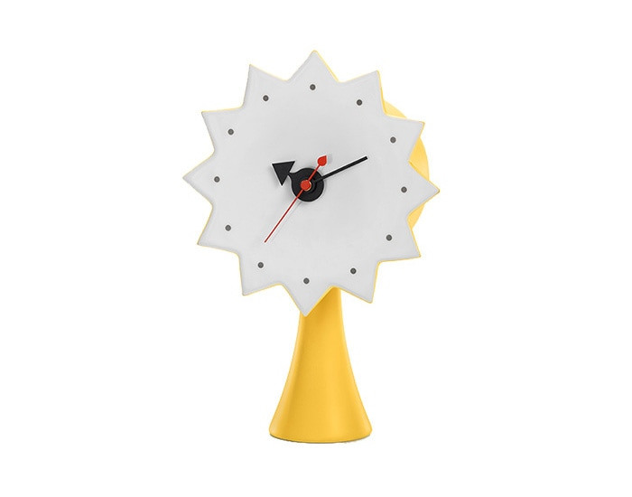 Ceramic Clock Model Model 2(Yellow)