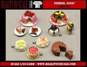 【新製品】35267)ケーキセット