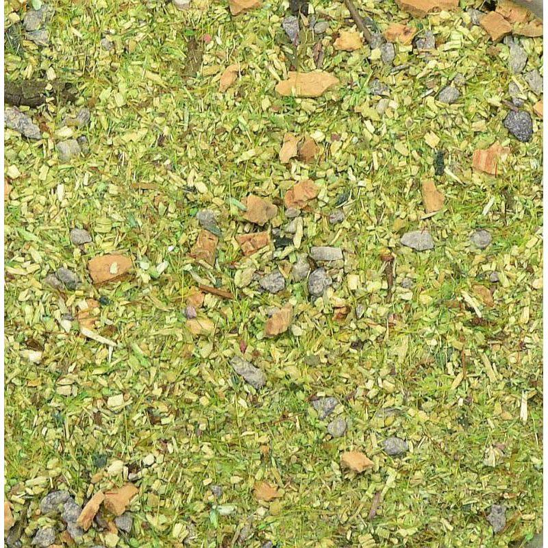 【新製品】DET07)地面素材セット(石混じりの草原)