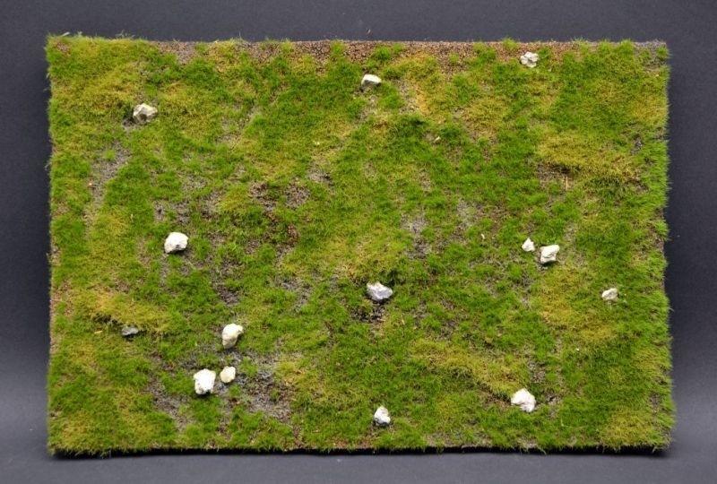 【新製品】MAT12)ランドスケープマット(石混じりの草原)