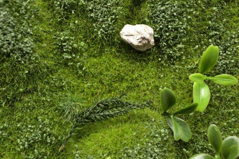 【新製品】MAT17)ランドスケープマット(起伏のある草原 夏)