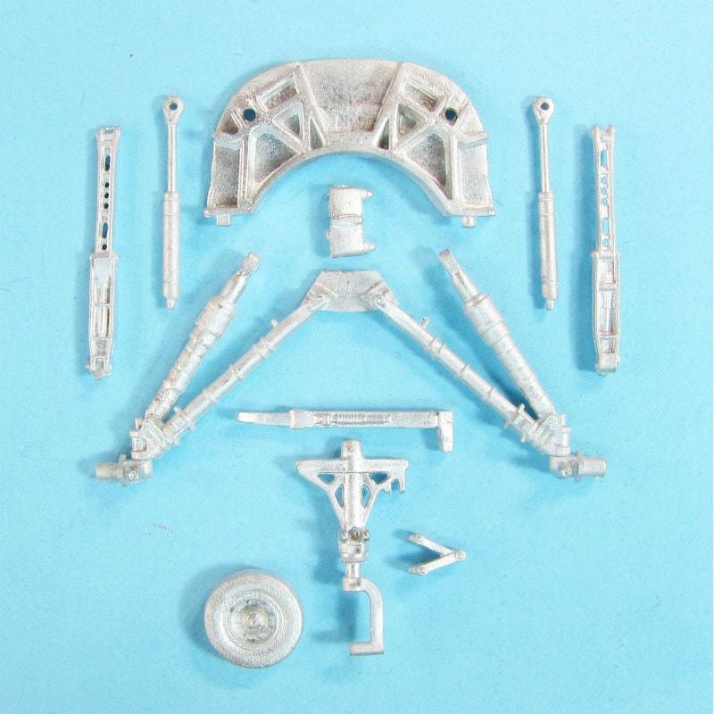 【新製品】48313)F-16 ファイティングファルコン ランディングギア (ヘビー)