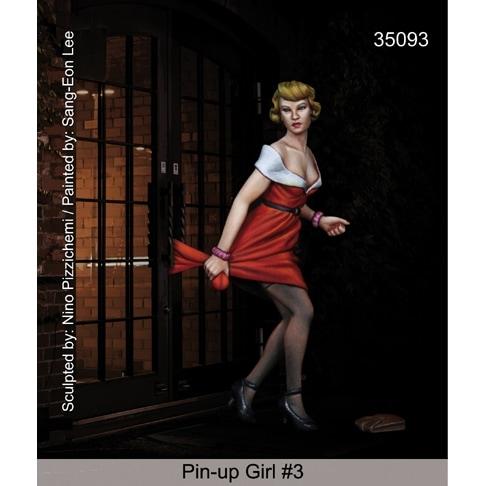 【新製品】35093)ピンナップガール #3