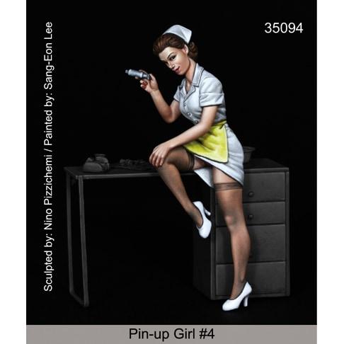 【新製品】35094)ピンナップガール #4