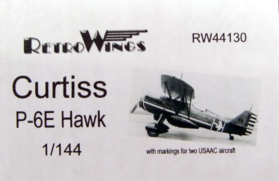 【新製品】RW44130)カーチス P-6E ホーク