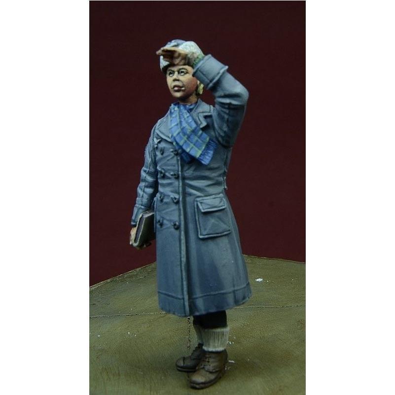 【新製品】DD35075)WWII 独 空軍女性補助隊員(冬季)1939-1945